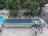 10 meter Oceanside Acrylic Outdoor Swimming SPA \ \