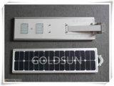 Indicatore luminoso esterno solare Integrated 18W 20W 25W 30W del LED