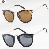 Óculos de sol plásticos de venda quentes do frame, Eyewear