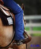 卸売2017の新しい方法様式および低価格および耐久財および高品質亜鉛合金のニッケルまたはクロムによってめっきされる安全馬の拍車モデルDph-21中国製