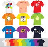 Amanti Couples Custom Cotton T-Shirt per Promotion