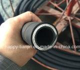 Anlieferungs-hydraulischer Hochdruckschlauch des Hydrauliköl-4sp