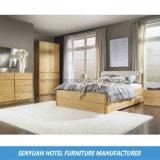 最近割引安い価格の木製の別荘の寝室の家具(SY-BS46)