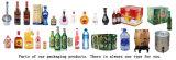 Etiquetando e máquina de empacotamento (linha de produtos)