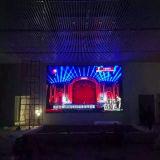 Pantalla de visualización de interior de LED de la pantalla de la venta caliente P10 LED