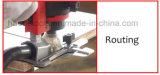 Ranurador eléctrico del CNC de la herramienta de Haoda de la herramienta multi de la carpintería