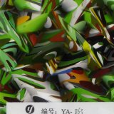 Le film hydraulique d'impression de transfert de l'eau de film géométrique le plus chaud de largeur de Yingcai 0.5m