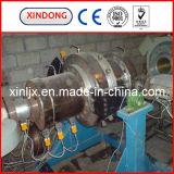 PVC下水管管の放出ライン