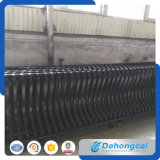 Шикарная селитебная загородка ковки чугуна безопасности (dhfence-16)