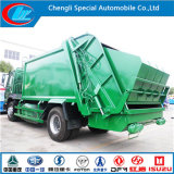 4X2 Compress Garbage Truck with Low Price