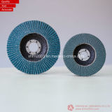 Zirconia Conical Abrasive Flap Discs pour Stainless Steel