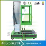 platform van het Werk van de Lift van het Aluminium van de Hoogte van 8m het Opheffende