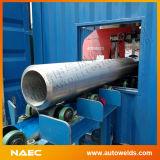 De beweegbare CNC van het Staal van de Lintzaag van de Hoge snelheid van het Type Scherpe Machine van de Pijp