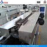 PE/PVC/PP SWC는 벽에 의하여 주름을 잡은 관 관 압출기 기계장치를 골라낸다