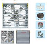 De milieuvriendelijke Industriële Negatieve Ventilator van de Uitlaat van de Druk, de Ventilator van het Landbouwbedrijf
