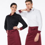 China por atacado Latest Designs Western Cotton japonês Fabric para Chef/Restaurant Uniforms