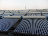Coletor solar da temperatura Meados de-Elevada