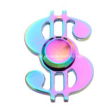 Heißer Verkauf der populären Fabrik-2017 kühl Dollar-Geld-Zeichen-Handunruhe-Spinner