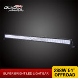Offroad 50inch288W CREE Lichte Staaf 4X4