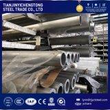 Fábrica de venda direta de alumínio tubo oco / tubulação