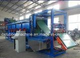 Вися тип резиновый лист снимал резиновую смесь охлаждая машина/резиновый машина охладителя машины & резины пленочного охлаждения
