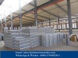 rete metallica di alluminio Finished di colore di 14X14 ss