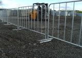 Barriera galvanizzata di controllo di folla della costruzione di traffico di sicurezza dell'acciaio inossidabile