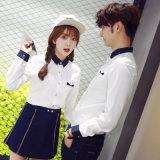 Uniforme scolaire élevé moyen de la Corée du plus défunt modèle 2016 pour des adolescents