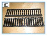 長方形の鋳鉄の軽量溝の格子