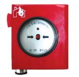 Tasto manuale protetto contro le esplosioni del segnalatore d'incendio di incendio