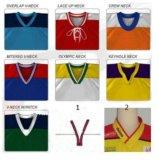 Pleins uniformes d'hockey d'usure d'équipe de personnalisation, Jersey d'hockey (IC-22)