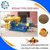 Fábrica de máquina do processamento da alimentação dos peixes de Mudskipper