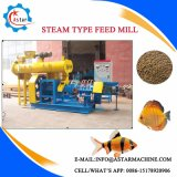 Mudskipper 물고기 공급 가공 기계 공장
