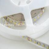 Liste flexible 24VDC de DEL avec la lumière de bande de la carte SMD3528SMD DEL d'en cuivre