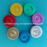 Capa de alumínio de 20mm para frascos de injeção tubulares