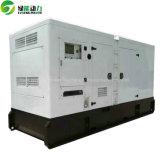 Schlussteil/leiser Typ 200kVA wassergekühlte Dieselgeneratoren für das Krankenhaus verwendet