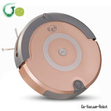 Intelligenter trockener und nasser Mopp-Roboter-Staubsauger für Haus, Selbstladung, HEPA Filter, Haushalts-Reinigungs-Saugapparat-Mähdrescher mit Konverter-Stecker