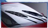 T550 4sの店車の手段の自動車部品はすべてスプレーノズルが付いているステンレス鋼のクリアビューの風防ガラスフレームワイパー刃に味をつける