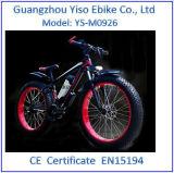 26´ Bici elettrica dell'incrociatore della spiaggia del blocco per grafici della lega di alluminio