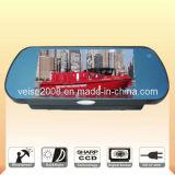 Moniteur de miroir de couleur de Digitals 7inch TFT-LCD pour l'autobus scolaire
