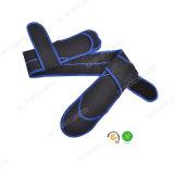 Doppie cinghie di certificazione dello SGS del sacchetto del pattino del neoprene in nero/azzurro
