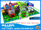 Campo da giuoco dell'interno di nuovo di disegno 2015 tema dell'automobile (QL-5117A)
