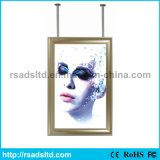 Indoor Hanging LED Slim Poster Frame Light Box