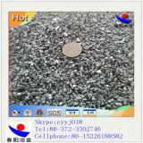 Morceau de silicium de calcium en sidérurgie