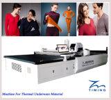 Автомат для резки ткани Multi слоя Tmcc-1725 автоматический с управлением компьютера