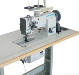Lockstitch automático da alimentação composta da agulha do ajustador da rosca de Superlead maquinaria Sewing industrial do único (SL4410-D)
