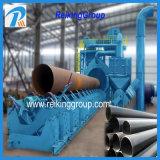 高品質の鋼管の外壁のショットブラスト機械