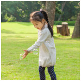 Phoebee hizo punto la alineada del resorte de la ropa de los niños/de la muchacha del otoño