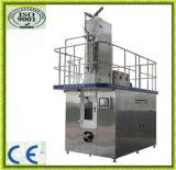 Máquina de enchimento asséptica do leite da caixa