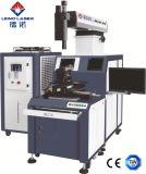 soldadora de fibra óptica automática cuadridimensional de laser de la transmisión 200W